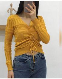 Bluza - kod 385 - senf