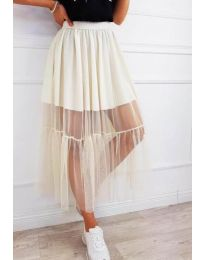 Suknja - kod 0008 - bijela