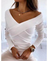 Bluza - kod 0308 - 5 - bijela