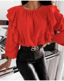 Bluza - kod 4445 - crvena