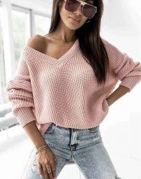 Džemper - kod 0283 - roze