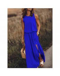 Haljina - kod 640 - plava