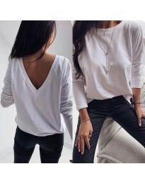 Bluza - kod 3376 - bijela