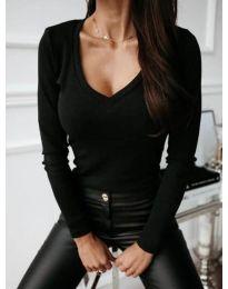 Bluza - kod 3521 - crna
