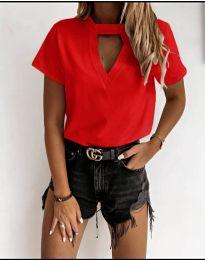 Majica - kod 3597 - crvena