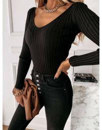 Bluza - kod 4121 - crna