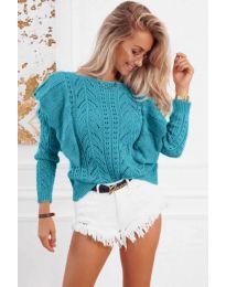 Bluza - kod 5321 - plava