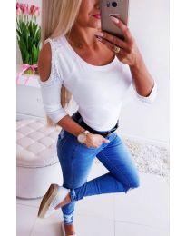 Bluza - kod 3272 - bijela
