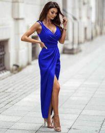 Haljina - kod 6135 - tamno plava