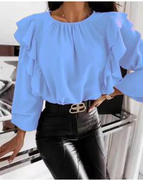 Bluza - kod 4445 - plava