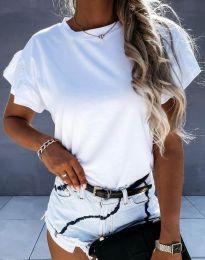 Majica - kod 4352 - bijela