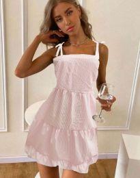 Haljina - kod 0316 - svijetlo ružičasta