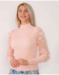 Bluza - kod 7870 - roze