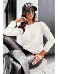 Bluza - kod 5582 - bijela
