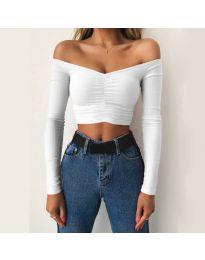 Bluza - kod 4120 - bijela
