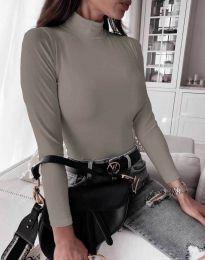 Bluza - kod 6087 - siva
