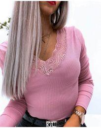 Bluza - kod 3938 - roze