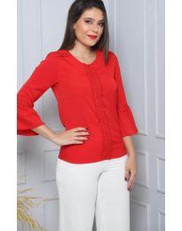 Bluza - kod 0629 - 1 - crvena