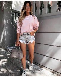Bluza - kod 5154 - roze