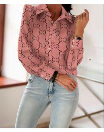Košulja - kod 653 - roze