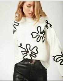 Bluza - kod 375 - bijela