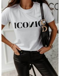 Majica - kod 996 - 1 - bijela