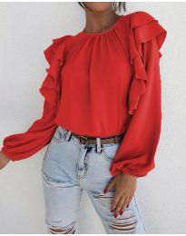 Bluza - kod 1603 - 1 - crvena
