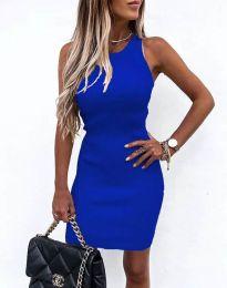 Haljina - kod 6331 - plava