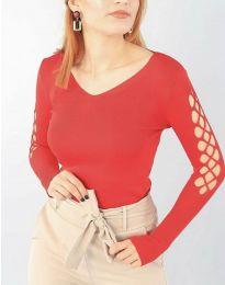 Bluza - kod 6776 - crvena
