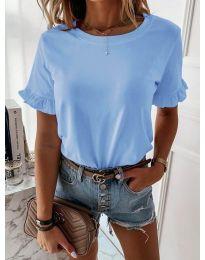 Majica - kod 068 - svijetlo plava