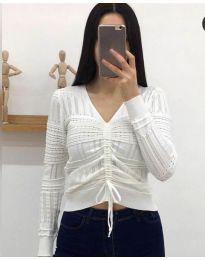 Bluza - kod 385 - bijela