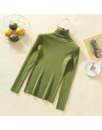 Bluza - kod 0055 - zelena