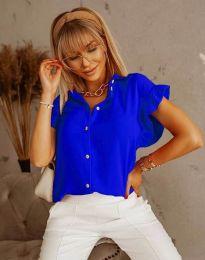 Košulja - kod 4136 - tamno plava