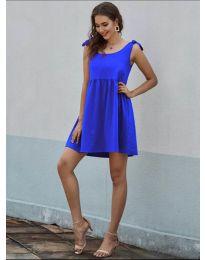 Haljina - kod 2255 - plava