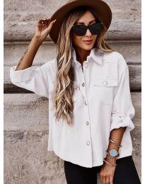 Košulja - kod 5293 - bijela