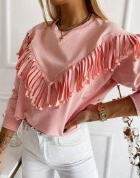 Bluza - kod 12035 - roze