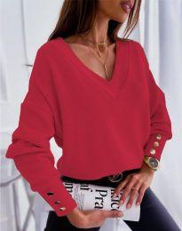 Bluza - kod 5236 - crvena