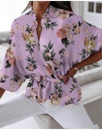 Košulja - kod 244 - ljubičasta