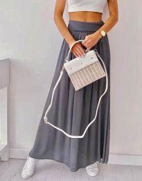 Suknja - kod 2667 - siva