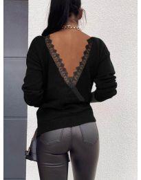 Bluza - kod 6050 - crna