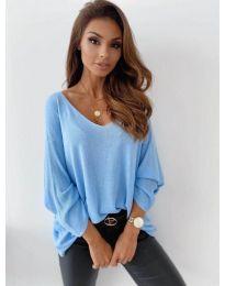 Bluza - kod 0829 svijetlo plava