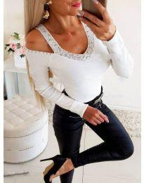Bluza - kod 3488 - bijela