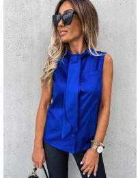 Košulja - kod 5531 - tamno plava