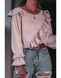 Bluza - kod 6009 - puder