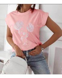 Majica - kod 709 - 1 - roze