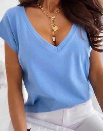 Majica - kod 2389 - svijetlo plava