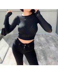 Bluza - kod 8750 - crna
