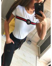 Majica - kod 210 - 1 - bijela