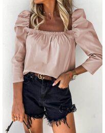 Bluza - kod 9906 - roze
