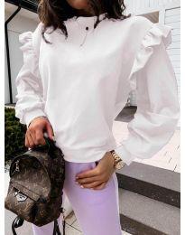 Bluza - kod 6613 - bijela